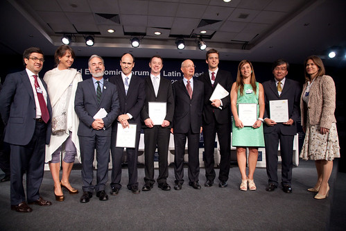 Latin America Social Entrepreneur of the Year Awards - World Economic Forum on Latin America 2011