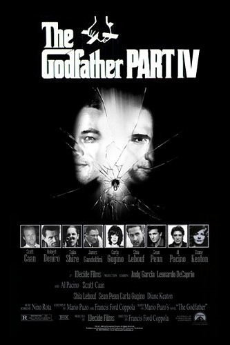 The Godfather 4 Poster