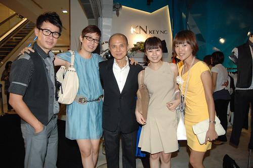 Key Ng, Syeba Yip, Datuk Jimmy Choo, Shalyn Loke (far right).jpg