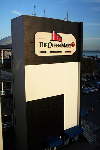 Queen Mary - New Sign