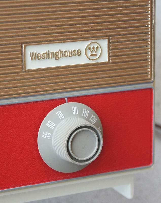 Westinghouse Tube Radio Tuning Dial
