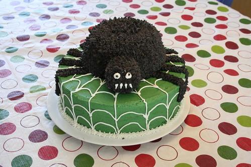 Spider Cake I