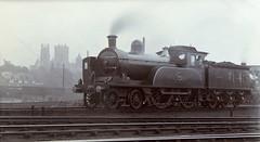 4-4-0 North Eastern Q1 Class 1870 (ahisgett) Tags: york old century north victorian engine railway class steam locomotive eastern 440 19th nineteenth 1870 q1 d18 pregrouping