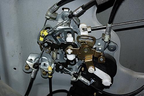 The Lock Mechanism