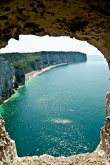France - Normandie - Etretat (saigneurdeguerre) Tags: france port europa europe ponte normandie frankrijk tretat aponte antonioponte mygearandme mygearandmepremium mygearandmebronze ponteantonio saigneurdeguerre