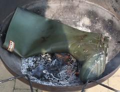 Clipboard09 (sim_hom) Tags: burning hunter wellies aigle