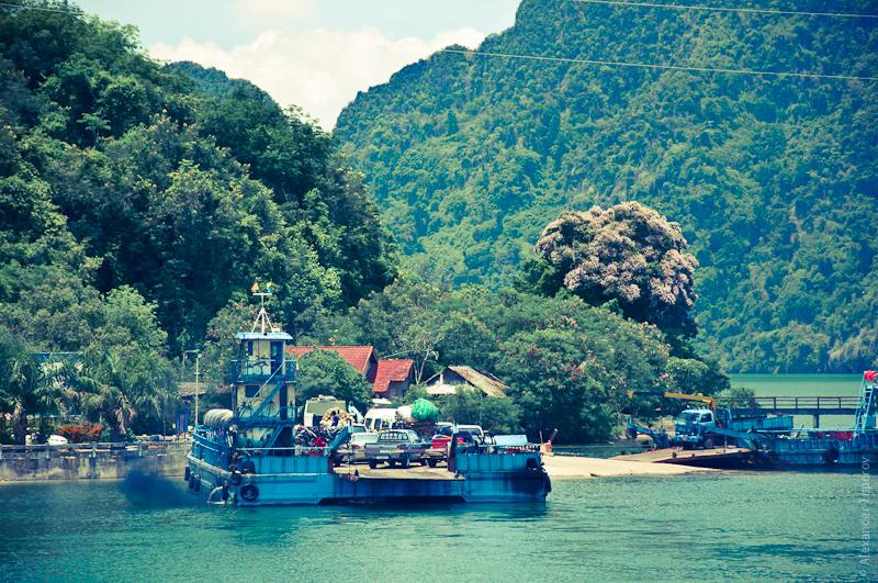 Порт в Хуа Хине