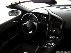 Audi R8 5.2 V10 FSI Quattro Spyder (Delfino Mattos) Tags: brazil paran ensaio spyder carro audi v10 londrina roadster r8 conversvel esportivo ciavena superesportivo