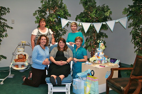 Church Baby Shower