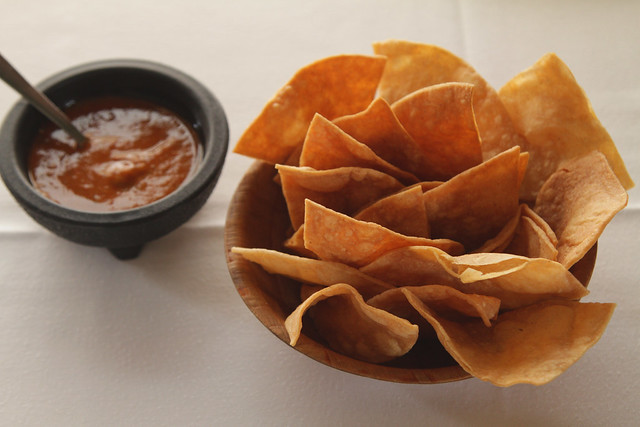 Babita's Homemade Chips n' Salsa