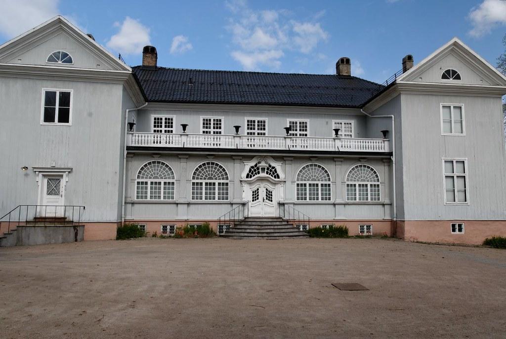 Austad gård - back