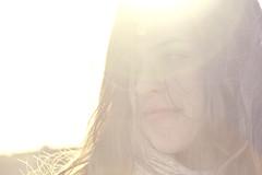 backlighting I (her:she) Tags: portrait woman sun holiday color girl beauty backlight finland photography helsinki nikon shiny colorful soft shine human heat gentle backlighting beautyful d90 softtone