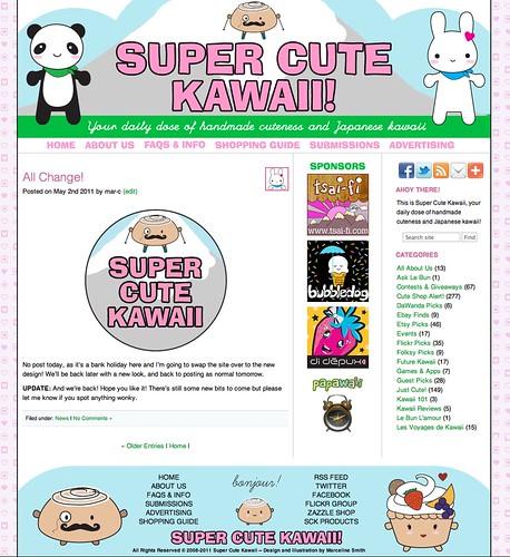 New Super Cute Kawai