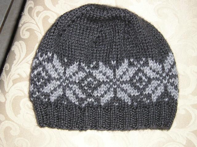 Ravelry: Basic Knit Hat pattern by Cynthia Miller