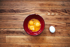 (voldy92) Tags: film floor egg bowl eggs hardwood