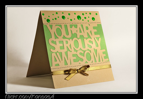Awesome Card by KansasA