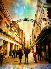 Carnaby street .. London