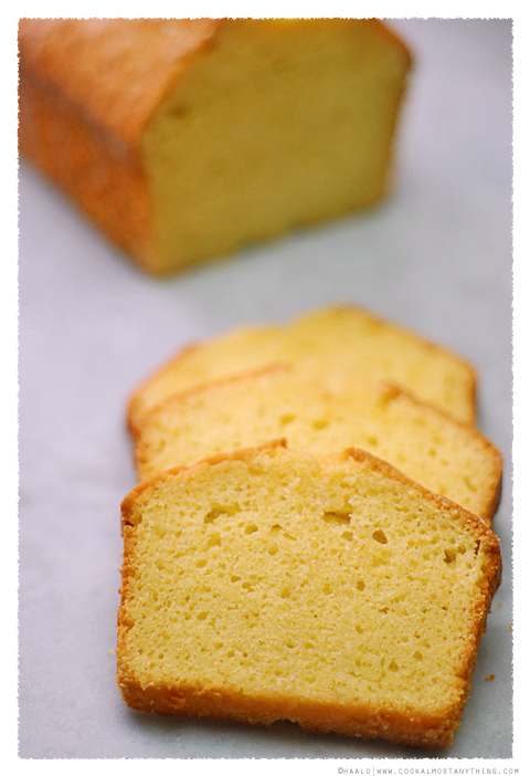 breakfast orange cake© by Haalo