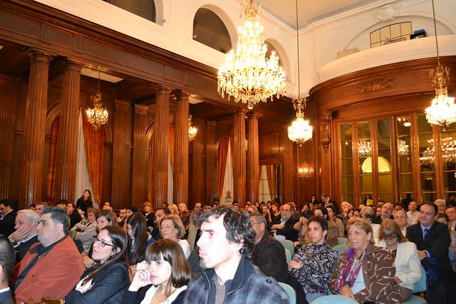 Salón San Martín del Palacio Legislativo de la Ciudad de Buenos Aires