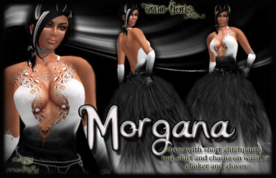 MORGANADress