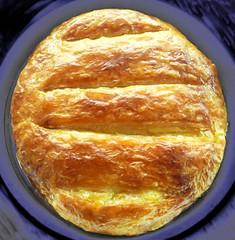 galaktobureko Nikiforou! (marixani) Tags: greek sweets thessaloniki syrup elpolloloco galaktoboureko nikiforou  siropiasta  marixani