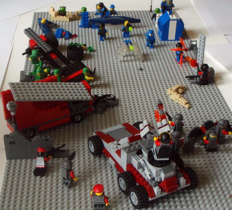 Battle of Norse Street