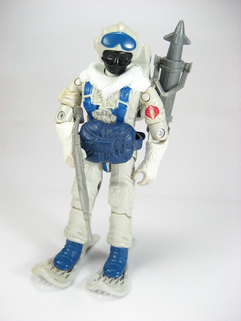 GI Joe Snow Serpent