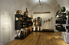Ausstellungsansicht Landwirtschaftsmuseum Schloss Stainz