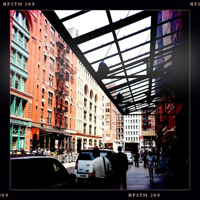 Franklin Street, Tribeca