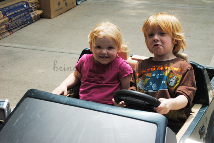 Kids-in-car