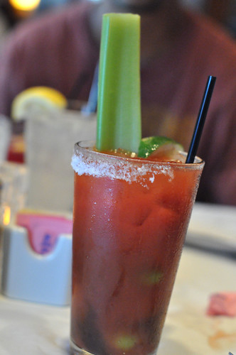 Bloody Mary at McCormick & Schmicks ~ Minneapolis, MN