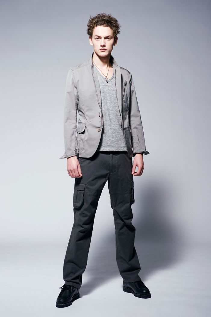 Jakob Hybholt0196_JOSEPH HOMME CASUAL 2011 Spring-Summer Collection(Official)