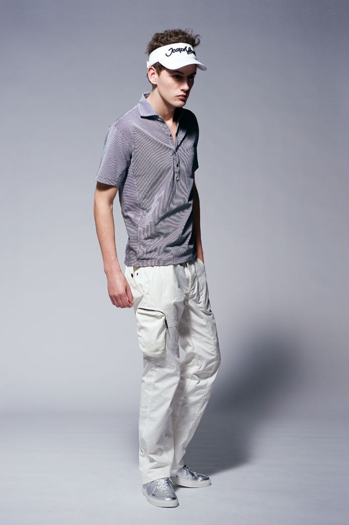 Jakob Hybholt0216_JOSEPH SPORT 2011 Spring-Summer Collection(Official)
