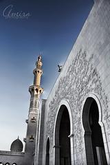 Zayed mosque (Desertsnow777) Tags: muslim islam uae mosque emirates zayed abu dhabi hdr allah khaleeji