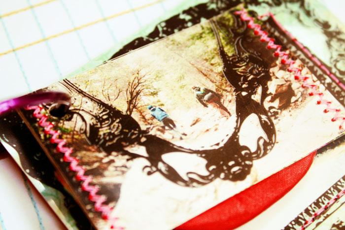 *Enjoying Springtime* Minibook {pg 8}