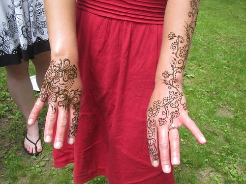 Bridal Henna - Check