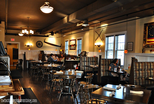 Inside Patriot's Tavern ~ Stillwater, MN