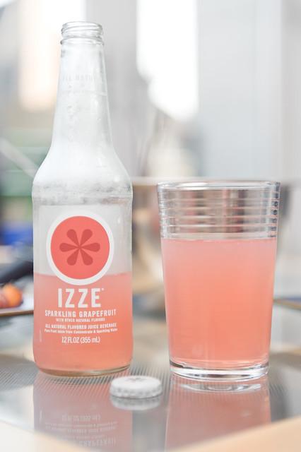 IZZE Sparkling Grapefruit, Summertime