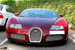 Bugatti Veyron - Red & Deep Red (4) (Bugattipassion.fr) Tags: red sport dubai noir deep grand super bugatti sang pur veyron 128