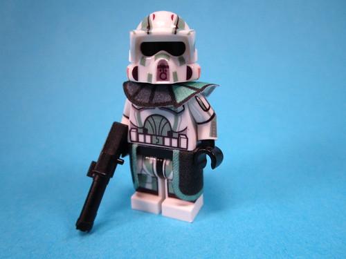 Custom minifig Commander Trauma Version 1.5