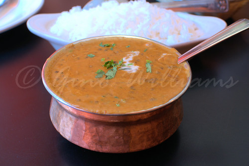 Daal Makhani with Basmati Rice