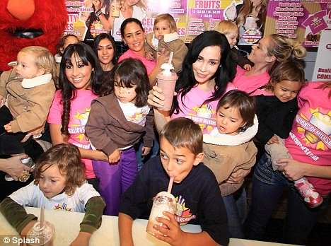 'I hate my babies and my older children are animals,' says Octomom Nadya Suleman  4