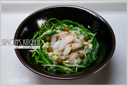蟹肉蘆筍花蒟蒻麵12