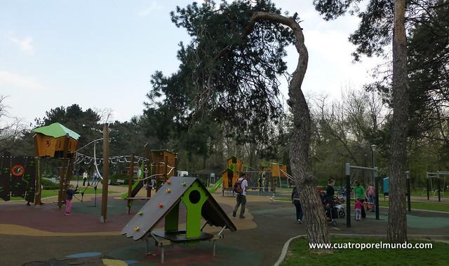 Otro de los parques que tenemos cerca