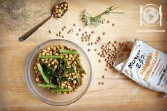Ceci, oiosa, finocchietto selvatico e timo serpillo (glocaltaste l'appetito vien viaggiando) Tags: vegetables ceci vegetarian veggie spanishfood vegetarianfood garbanzospedrosillanos