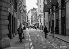 Air St (Wheatley Images) Tags: street blackandwhite bw white black london monochromatic