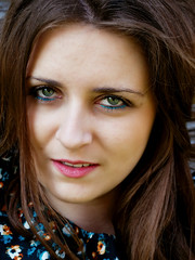(Karolina Bugajniak) Tags: portrait girl beautiful face photography eyes lips polishgirl