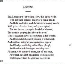The Scene_john clare poem (Luke Payn) Tags: nature john river landscape photography poetry clare poem poetic peterborough stjohnschurch johnclare photism johnclarecottage