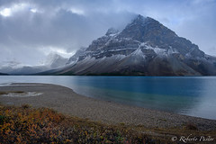 Bow Lake (robertopastor) Tags: alberta amrica canada canadianrockiesmountain canad fuji montaasrocosas robertopastor viaje xt2 xf1655mm bow lake lago