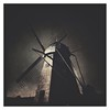The Windmill... (iEagle2) Tags: windmill sweden iphone iphone4 monochrome border